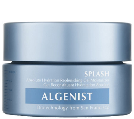 Algenist Splash Absolute Hydration Gel Moisturizer