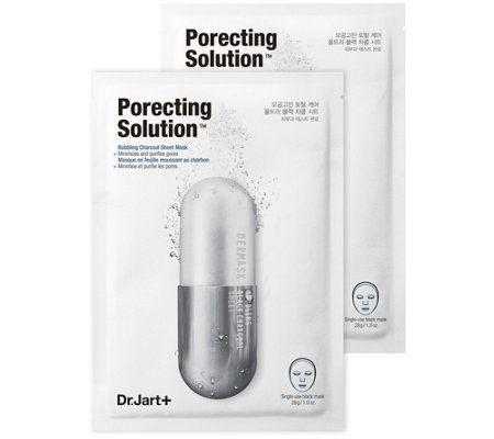 Dr. Jart+ Dermask Porecting Solution Sheet Mask2-Pack