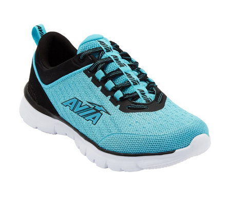 Avia Women's Lace Up Athletic Shoes - Avi-Facto r W
