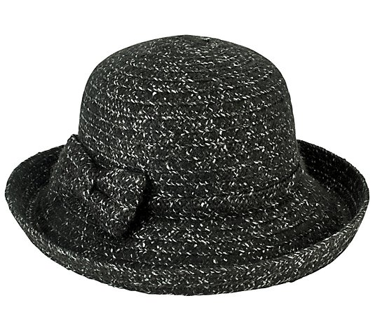 San Diego Hat Co. Women's Kettle Brim Hat