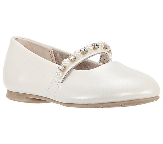 Nina Girl's Slip-On Flats - Nataly