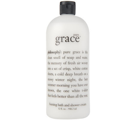 philosophy super-size pure grace shower gel Auto-Delivery