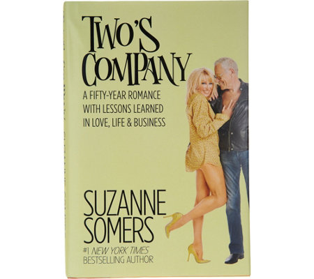"""Two's Company"" by Suzanne Somers"