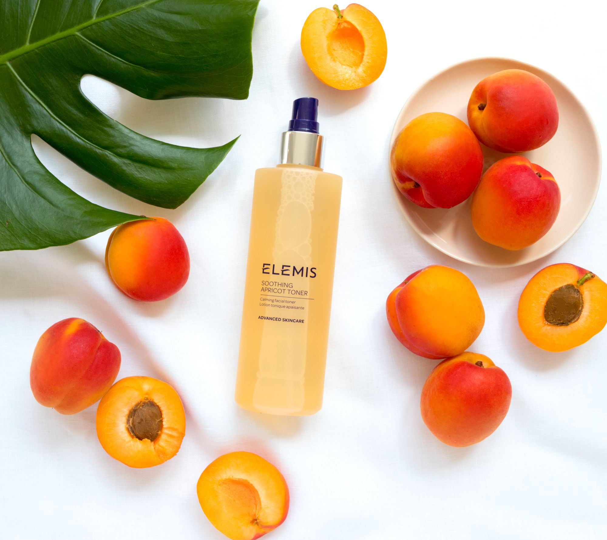 elemis apricot toner