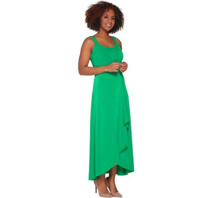 As Is Brooke Shields Timeless Petite Sleeveless Maxi Dress