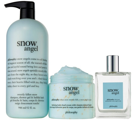 Philosophy Super Size Shower Gel Eau De Toilette Cloud Cream