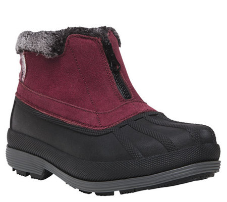 Propet Cold Weather Boot Lumi Ankle Zip