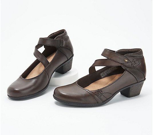 Earth Origins Leather Shooties - Marietta Mackenzie