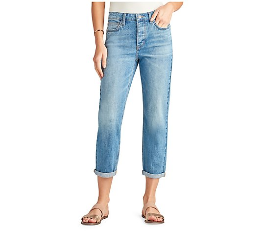 Sam Edelman The Mary Jane Boyfriend Jeans
