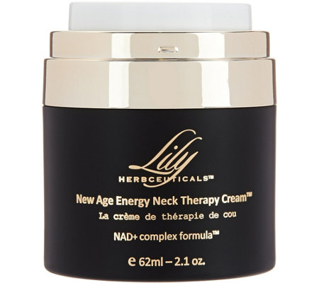 Lily Bioceuticals New Age Energy Neck Therapy Cream
