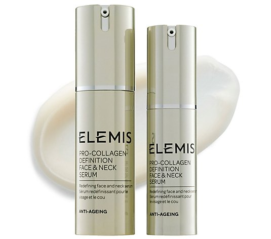 ELEMIS Pro-Collagen Definition Face & Neck Serum w/ Travel