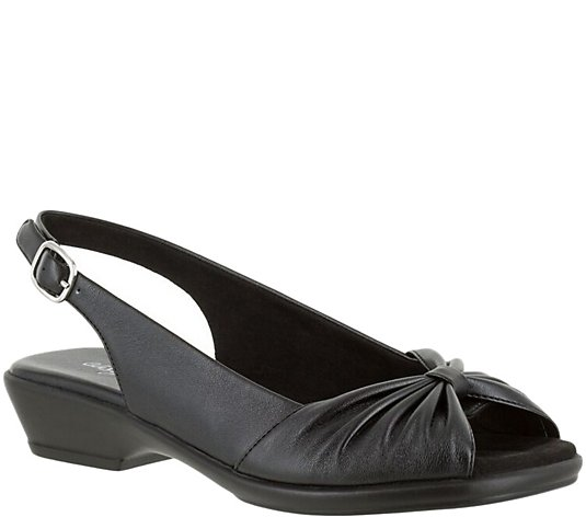 Easy Street Slingback Sandals - Fantasia
