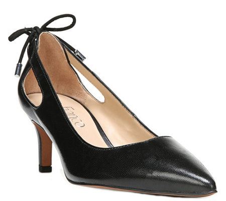 Franco Sarto Pointed Toe Pumps - Doe