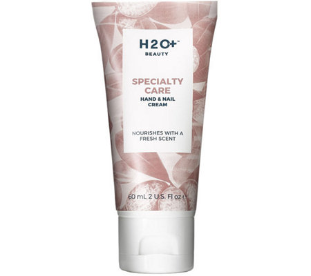 H2O+ Beauty Specialty Care Hand & Nail Cream Travel-Size, 2 oz