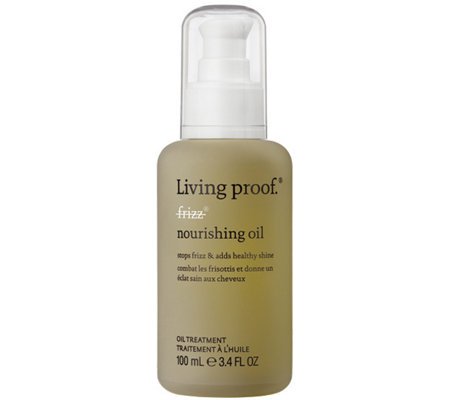 Living Proof No Frizz Nourishing Oil 3.4 oz