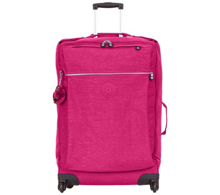 Kipling Nylon Large Wheeled Luggage - Darcey L