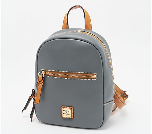 Dooney & Bourke Smooth Leather Small Ronnie Backpack