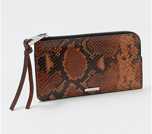Vince Camuto Pebble Leather Wallet - Zani