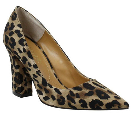 J. Renee Block-Heel Pumps - Quorra