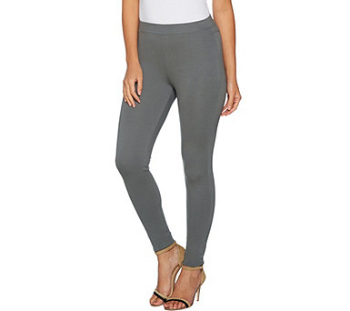 Women with Control Pull-On Ponte Royale Leggings - A295667