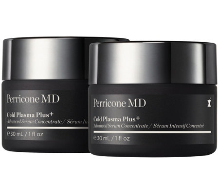 Perricone MD Cold Plasma+ Face Serum Concentrate Duo