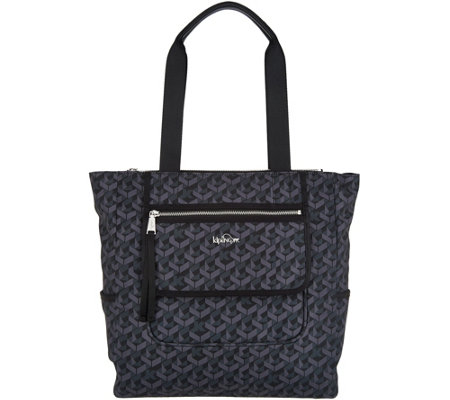 """As Is"" Kipling Nylon Tote Handbag- Ruth"