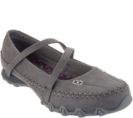 Skechers Modern Comfort Mary Jane Moccasins - Free Thinker