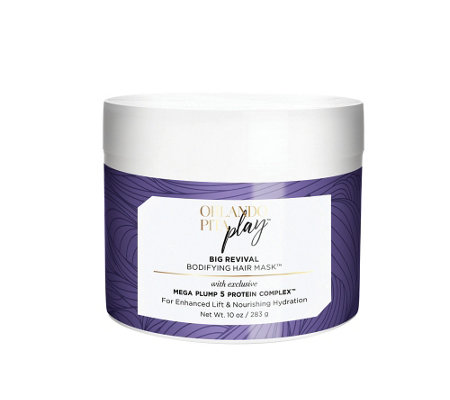 Orlando Pita Play Big Revival Bodyfying Hair Mask