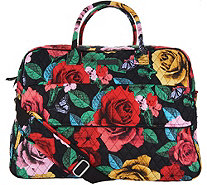 Vera Bradley Signature Print Grand Traveler Travel Bag - A343767