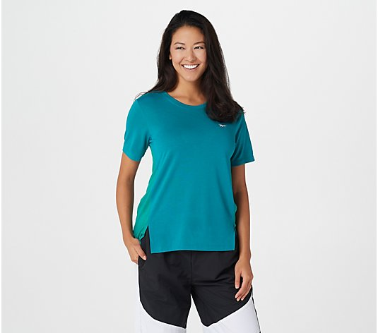 Reebok Workout Ready Supremium Detail Tee