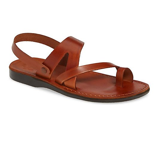 Jerusalem Sandals Women's Leather Sandals - Benjamin