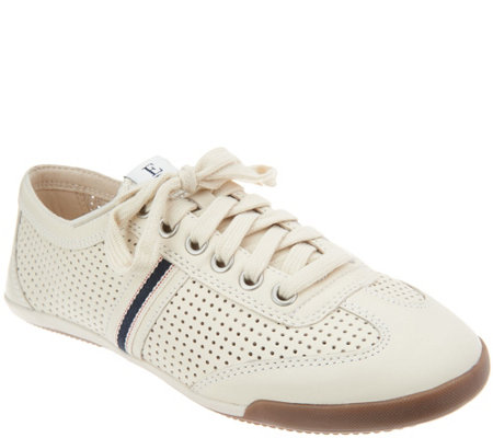 ED Ellen DeGeneres Leather Lace-up Sneakers - Escondido