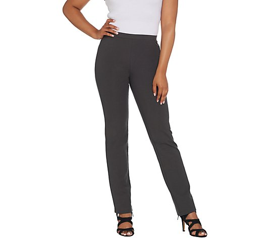 Women with Control Pull-On Slim Leg Pants