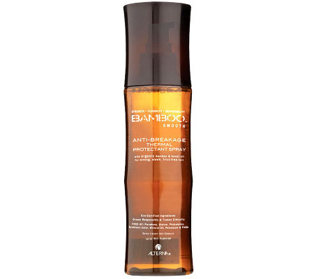 Alterna Bamboo Smooth Anti Breakage Heat Protectant Spray