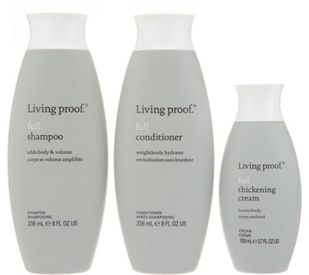 Living Proof Full Shampoo Conditioner & Thickening Kit