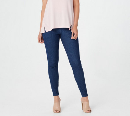 Legacy 4 Pocket Denim Legging