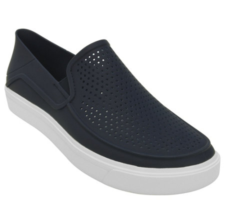 Crocs Men's Slip-On Sneakers - Citi Lane Roka