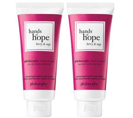 philosophy hands of hope duo