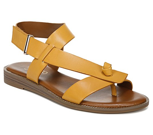 Franco Sarto Strappy Sandals - Glenni