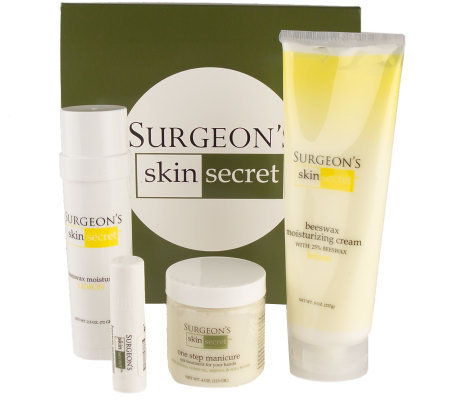 Surgeon's Skin Secret 4 Piece Lemon Pack
