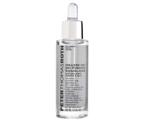 Peter Thomas Roth Oilless Oil Purified Squalane, 1 oz.