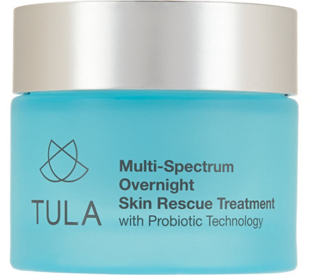 TULA Probiotic Skin Care Overnight Treatment Cream