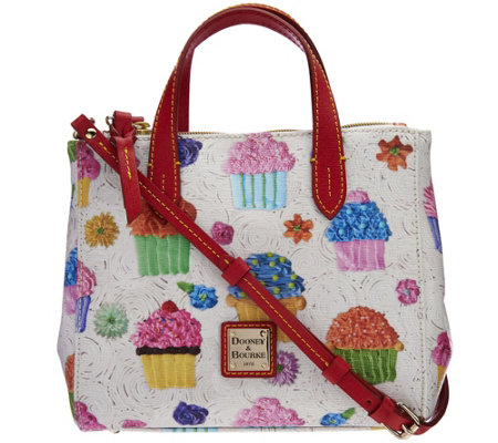 Dooney & Bourke Kiki Satchel Handbag