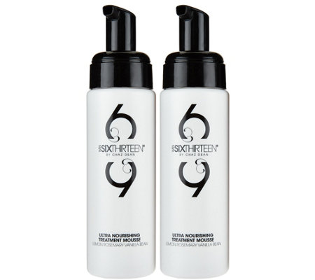 WEN by Chaz Dean Nourishing Treatment Duo Auto-Delivery