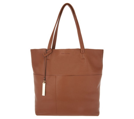 Vince Camuto Leather Tote Bag Risa