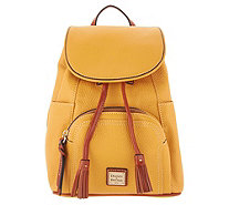 Dooney & Bourke Pebble Leather Medium Murphy Backpack - A304969