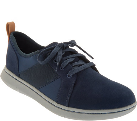 CLOUDSTEPPERS by Clarks Lace-Up Sneakers - Step Move Fly