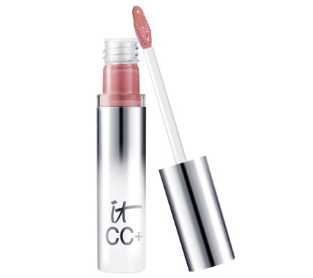 IT Cosmetics CC+ Lip Serum Hydrating Anti-Aging Creme Gloss