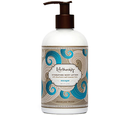 Lifetherapy Hydrating Body Lotion, 12 oz