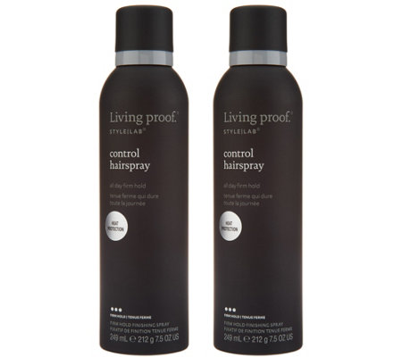 Living Proof Style Lab Control Hairspray Duo